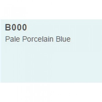 COPIC CIAO B000 PALE PORC. BLUE
