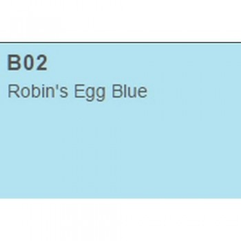COPIC CIAO B02 ROBIN'S EGG BLUE