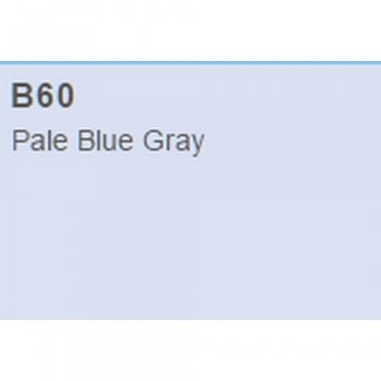 COPIC CIAO B60 PALE BLUE GRAY