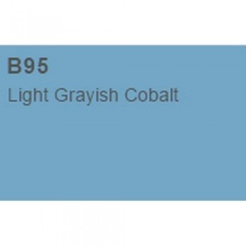 COPIC CIAO B95 LIGHT GRAYISH COBALT