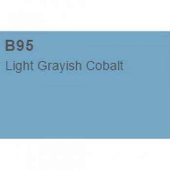 COPIC CIAO B95 LIGHT GRAYISH COBALT