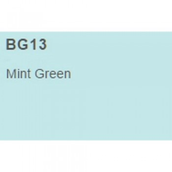 COPIC CIAO BG13 MINT GREEN