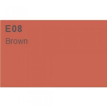 COPIC CIAO E08 BROWN