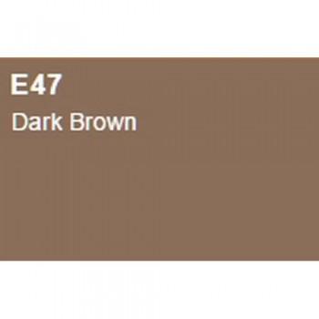 COPIC CIAO E47 DARK BROWN
