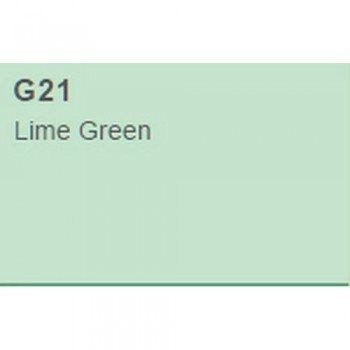 COPIC CIAO G21 LIME GREEN