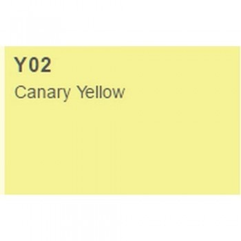 COPIC CIAO Y02 CANARY YELLOW