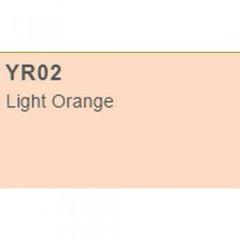 COPIC CIAO YR02 LIGHT ORANGE