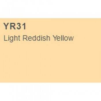 COPIC CIAO YR31 LIGHT REDDISH YELLO