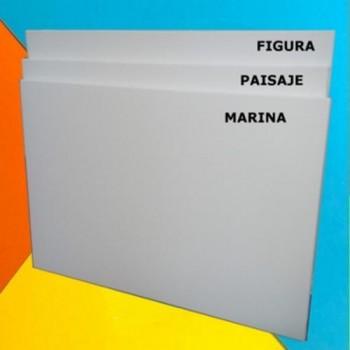 BAST. (CANTO 2cm) C/TELA FORMATO FIGURA