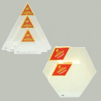 BAST. ENTEL. TRIANGULAR O HEXAGONAL