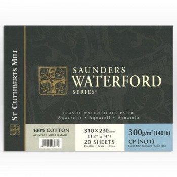 BLOC SAUNDERS WATERFORD 20H 100% Alg. GRANO FINO