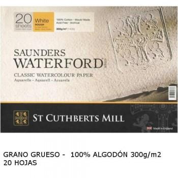 BLOC SAUNDERS WATERFORD 20H 100% Alg. GRANO GRUESO