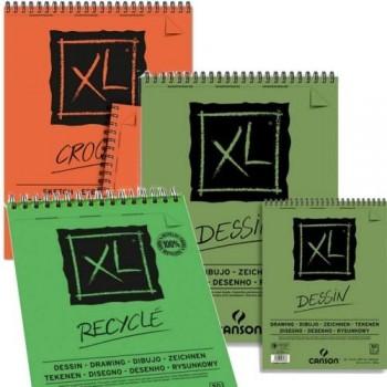 Album Espiral Microperforado Canson XL dibujo o croquis