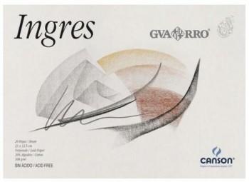 Bloc Encolado 20H Guarro Ingres 30% algodón Verj 108g