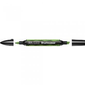 W&N BRUSH MARKER BRIGHT GREEN (G267)