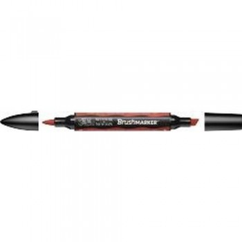W&N BRUSH MARKER BURNT ORANGE (R946)