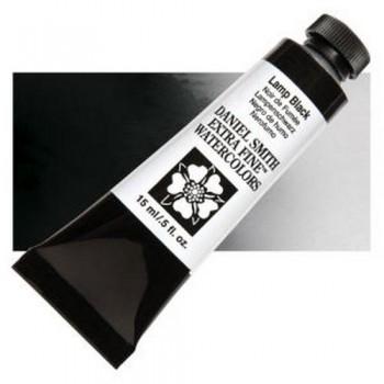 DANIEL SMITH ACUA. T.15ml N.003 Lamp Black