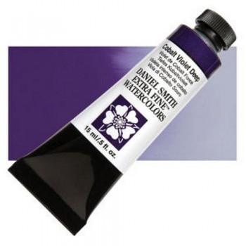 DANIEL SMITH ACUA. T.15ml N.031 Cobalt Violet Deep