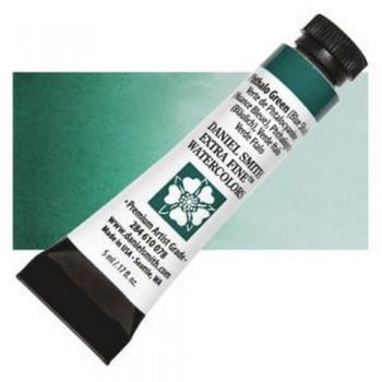 DANIEL SMITH ACUA. T.15ml N.078 Phthalo Green (Blue Shade)