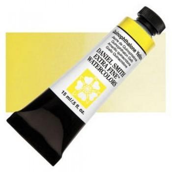DANIEL SMITH ACUA. T.15ml N.223 Quinophthalone Yellow