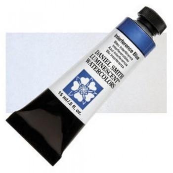 DANIEL SMITH ACUA. T.15ml MET N.01 Interference Blue