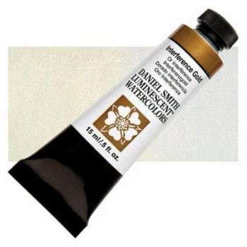 DANIEL SMITH ACUA. T.15ml MET N.03 Interference Gold
