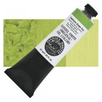 D. SMITH OLEO T.37ml Cadmium Green Hue