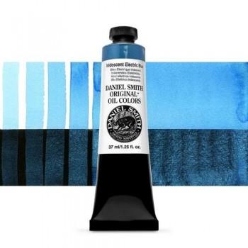 D. SMITH OLEO T.37ml Iridiscent Electric Blue