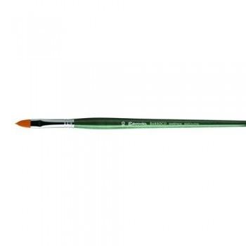 PIN. ESCODA SERIE 2612 -BARROCO- PLA. L/GATO TORAY ORO M/L