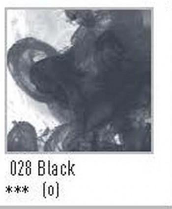 N.028 FW TINTA ACRÍLICA BLACK (INDIA)