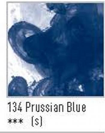 N.134 FW TINTA ACRÍLICA PRUSIAN BLUE(HUE)