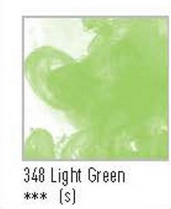 N.348 FW TINTA ACRÍLICA LIGHT GREEN