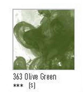 N.363 FW TINTA ACRÍLICA OLIVE GREEN