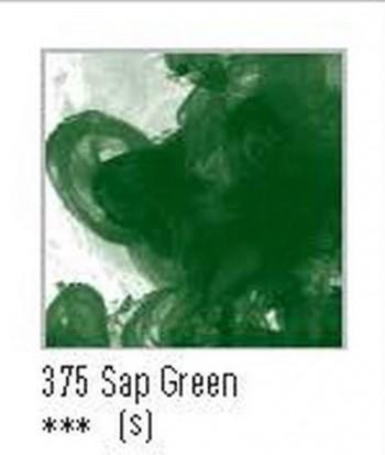 N.375 FW TINTA ACRÍLICA SAP GREEN