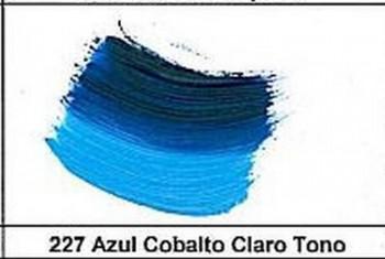 ÓLEO GARVI 200ml N.227 Azul cobalto claro tono
