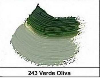 ÓLEO GARVI 200ml N.243 Verde oliva