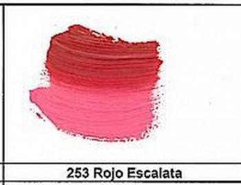 ÓLEO GARVI 200ml N.253 Rojo escarlata