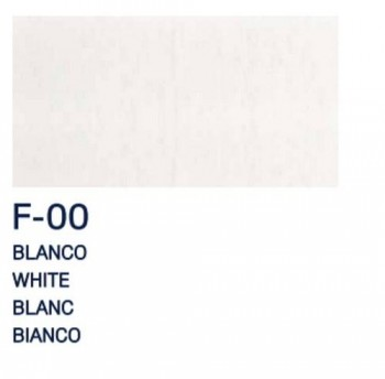 PAJARITA ACRI. FLUOR. F-00 BLANCO
