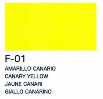 PAJARITA ACRI. FLUOR. 75ml F-01 AMARILLO CANARIO