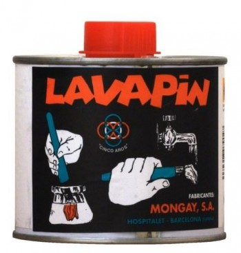 LIMPIAPINCELES LAVAPIN