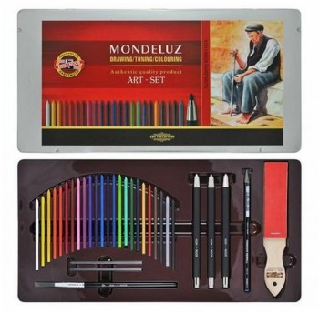 MONDELUZ ART-SET 32 PZAS KOH-I-NOR