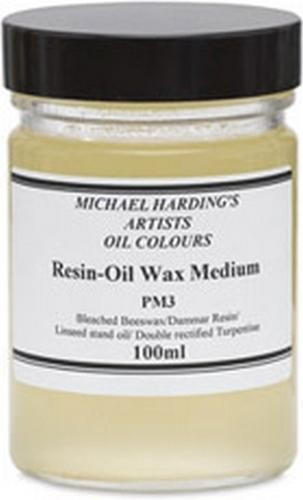 MICHAEL HARDING PM3 Resin-Oil Wax Medium