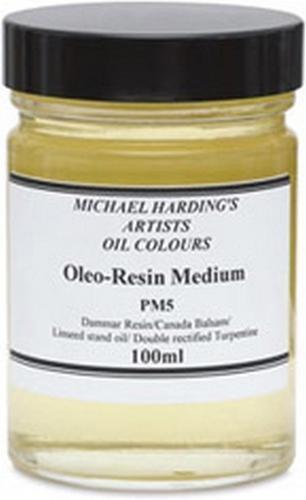 MICHAEL HARDING PM5 100ml Oleo-Resin Medium