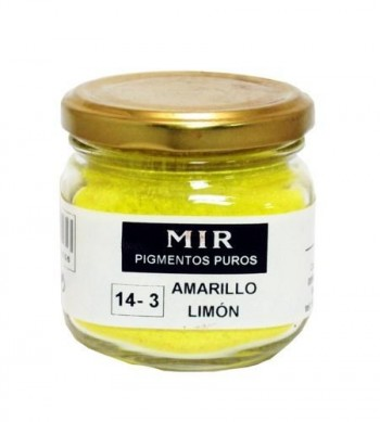 N.14 PIGMENTO MIR 150ml AMARILLO LIMON