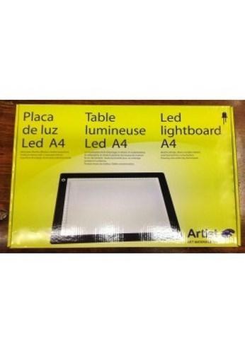 PLACA DE LUZ LED ARTIST