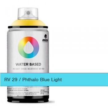 MTN  SPRAY WB 300ml Phthalo Blue Light