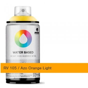 MTN  SPRAY WB 300ml Azo Orange Light