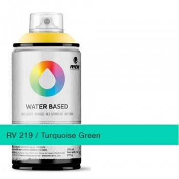 MTN  SPRAY WB 300ml Turquoise Green