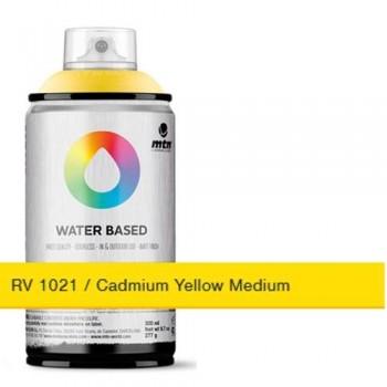 MTN  SPRAY WB 300ml Cadmium Yellow Medium