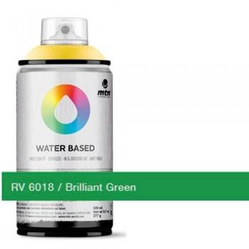 MTN  SPRAY WB 300ml Brilliant Green
